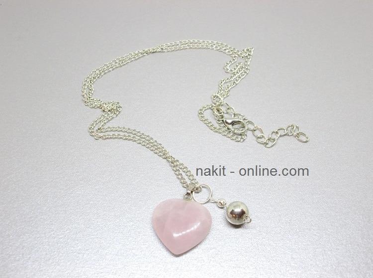 rozenkvarc, rozenkvarc nakit, rozenkvarc kamen ljubav, rozenkvarc prodaja, rozenkvarc značenje djelovanje svojstva upotreba, kristali za ljubav
